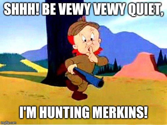 It's Merkin Season - F3 Greensboro